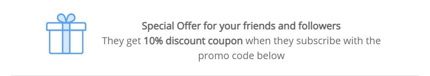 CryptoTrader.Tax Promo coupon